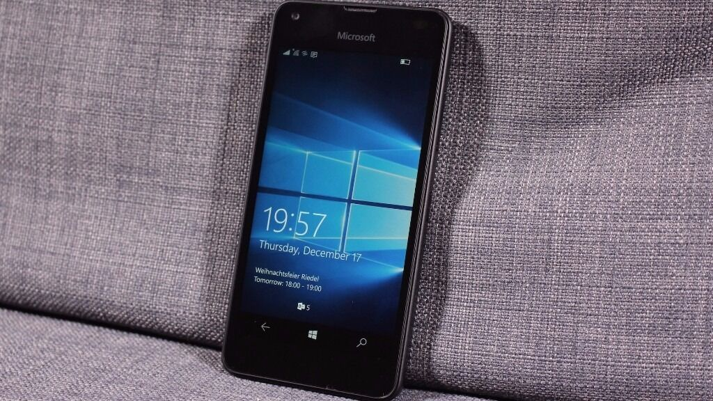 Microsoft 550 Windows Mobile Phone Unlocked All Networksin Plymouth, DevonGumtree - Microsoft 550 Windows 10 Mobile Phone Unlocked All Networks Hardly Used excellent condition sell for £40 ono