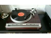 Elite PIONEER PL-707 Turntable Record Player + Original Pioneer Manual - X-RARE RECORD DECK