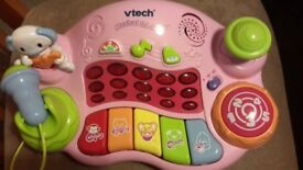 VTech musical junior dj for sale