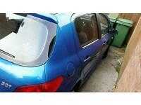Spares/Repair Peugeot 307 £300ono