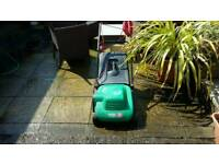 Qualcast eclipse 320 law mower full working order