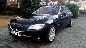 BMW 730D SE 2010 AUTO DIESEL HUGE SPEC FULL AA MECHANICAL INSPECTION REPORT