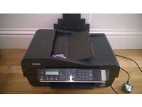 Epson BX320FW multi-function inkjet printer and scanner