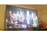 "Blaupunkt 43"" led tv. Free view hd"