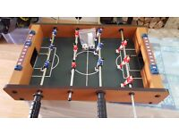 Small football table game