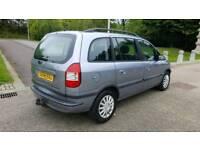 2004 Vauxhall Zafira 1.6 7 seater Needs Windscreen Drives Good