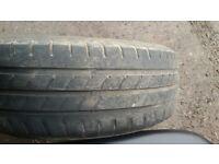 Goodyear efficient grip tyres 195/60/16