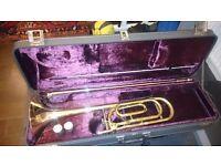 Besson London Sovereign Trombone 944-790348 Boosey & Howkes