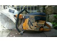 Partner k1250 rail saw