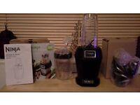 Brand new nutri ninja pro blender 900watt bl450QUK series black