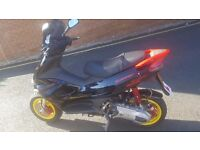 gilera runner 180 reg as 125cc full v5 MOT FIRST TO COME AND SEE THIS ONE OFFF WILL BUY.....