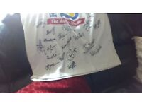 Bristol City Tops Signed from 2001