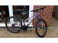 24 inch Girls bike Specialized Hotrock