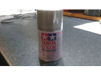 TAMIYA PS-41 BRIGHT SILVER 100ml spray. BRAND NEW