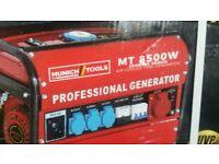 Generator-silent-mil-new-model-2018