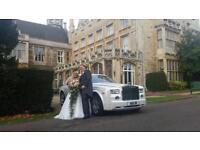 Rolls Royce, Bentley Mulsanne, Bentley Bentayga, Porsche, Aston Martin, Wedding Car Hire London