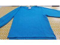 Beavers Sweatshirt - Official - Turquoise - boys size 28