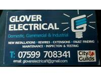 Local Electrician. Reliable and affordable. No job too small.