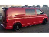 Volkswagen t6/t5 lwb interior wheels spoiler etc