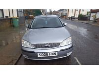 2006 ford mondeo,full service history,hpi clear