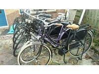 New Arrivals Dutch Bikes nearly new