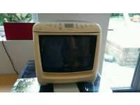 Retro / vintage looking Whirlpool microwave