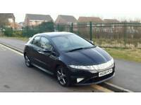 2008 honda civic 2.2 ctdi 5dr full leater heated seats services history full year mot