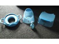 Thomas tank toilet training set