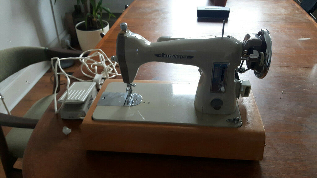 Vintage Gamages Sewing Machine In Islington London Gumtree Impressive Gamages Sewing Machine