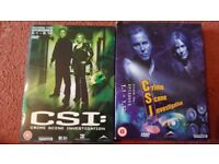 CSI DVDs for sale