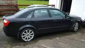 Audi a4 1.9 tdi for breaking