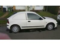 Rover commerce van tdi / mg zr express / rare van
