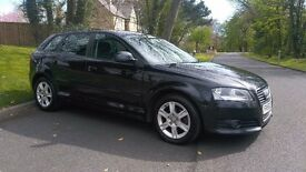 2010/59 AUDI A3 1.6 TDI SE SPORTBACK, FULL MOT, BELTS CHANGED