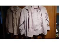 3 shirts 2 from Charles Tyrwhitt & 1 from TM Irwin 15&half neck/33in slim fit