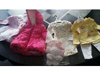 Baby girls clothes 0/3
