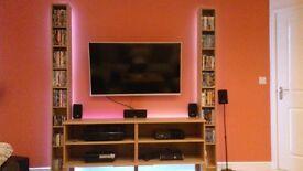 "Sony Bravia KDL-50W815B 50"" 3D 1080p HD LED Internet TV *Very good condition*"