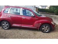 PT CRUISER 2003 CURRENT MOT.