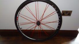 Bontrager XXX Lite Carbon Wheels cost £1400