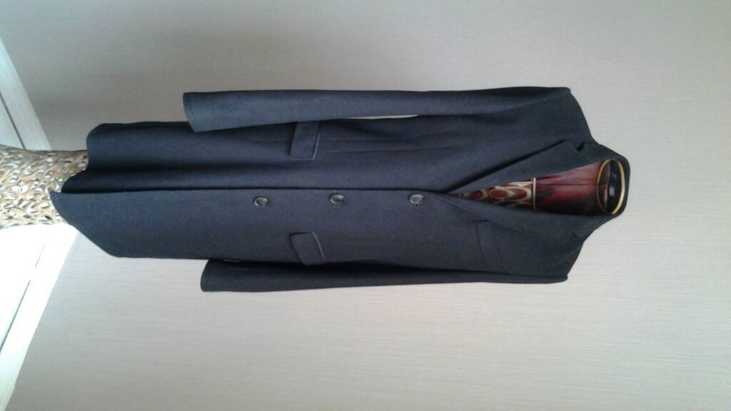 Next gents overcoat