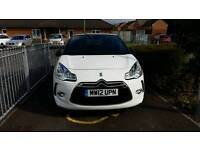 Citreon DS3 White