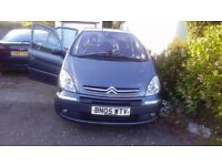 Really smart Citroen Xsara Picasso diesel, only 85000 miles two lady owners