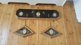 antique cameos framed pictures