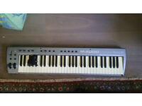 M-Audio ProKeys Sono 61 Midi Keyboard