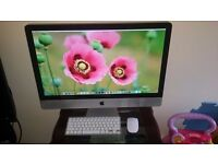 iMac 27 inch Intel i3 3.2Ghz (2010), 8GB DDR3 Ram, 500GB HD, RADEON HD 5670 512MB Graphic,El Capitan