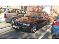 BMW 320I 2.2 TOURING FULL LEATHER 2 KEYS SERVICE HISTORY GREAT CAR