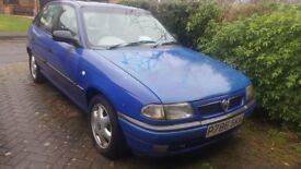 URGENT SALE - Vauxhall Astra - open to offers
