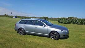 Audi A6 Avant SE