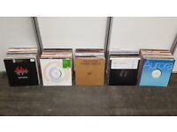 """275 house / funky house / deep house vinyl records 12"""" dance music job lot collection"""