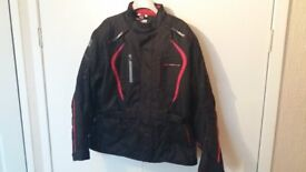 OXFORD MOTORBIKE JACKET
