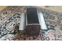 Huntly palmer biscuit tin.doubles as lunch box..very old but opens fine.offers arond 50.00